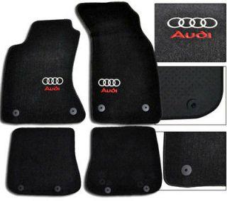 Genuine Audi Accessories Black Mat On PopScreen - Audi a4 car mats