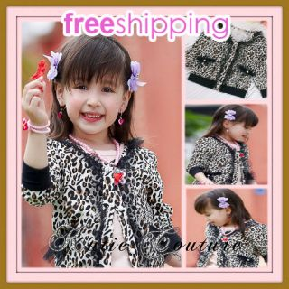 leopard cardigan in Baby & Toddler Clothing