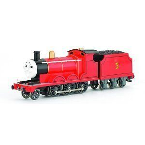 Bachmann Trains 58743 Thomas And Friends   James The Red Engine With