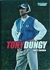 TONY DUNGY AUTHENTIC PITTSBURGH STEELERS JERSEY SIZE 52
