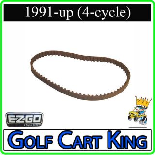 EZGO Timing Belt 4 cycle (1991 08) Gas Golf Cart  295cc and 350cc