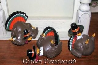 turkey decoration in Holidays, Cards & Party Supply
