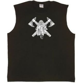 Native American Indian Axes tank top Sleeveless T shirt