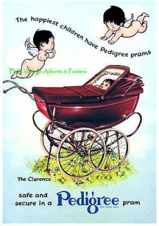 pedigree baby carriage