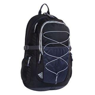 adidas Jonesey 15.4 in. OUTDOOR Laptop Backpack Black Blue Grey