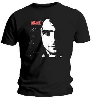 Pink Floyd / Syd Barrett Evil Syd T Shirt   New & Official In Bag [4