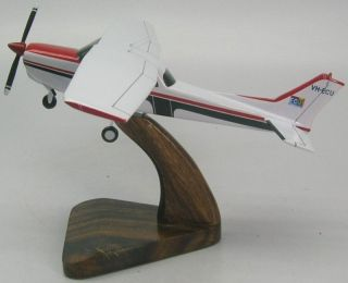 Cessna 172 RG Cutlass Airplane Wood Model Large FreShip