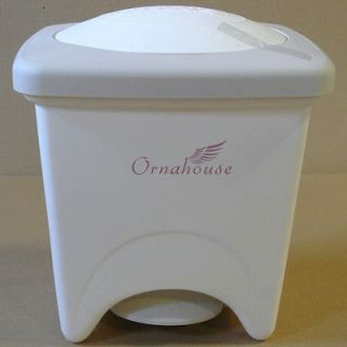 New Popular Safety 1st Simple Step Diaper Pail Diaper Disposal
