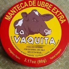 Vaquita Manteca de ubre Udder Balm Extra strength arthritis muscular