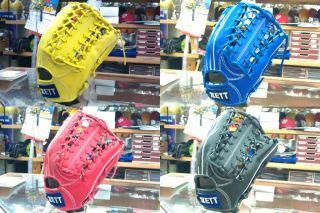 ZETT Baseball Gloves 12.75 {BPGT 3738} RHT