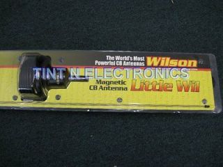 Wilson 305 38 Little Wil Base Loaded CB Radio Antenna