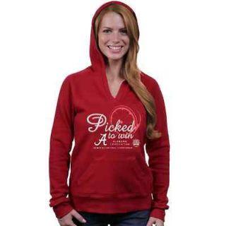 Alabama Ladies 2013 BCS National Championship Pullover Hoodie