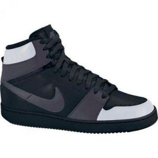 Basketball Shoes Men NIKE BACKBOARD HIGH black 395558 016