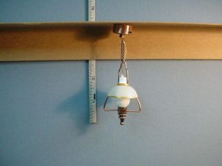 Battery Operated Light   Hanging Lantern CL22S Dollhouse Miniature