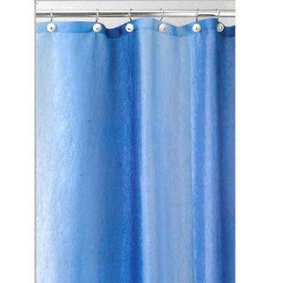 jolly snowman blue fabric shower curtain diane arthur christmas. Black Bedroom Furniture Sets. Home Design Ideas