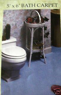 Newly listed BATHROOM CARPET BATH CARPET RUGS CU T TO FIT   BURGUNDY