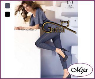 Very comfy and elegant Gatta Riyo 06 Blue jeans Fashion Long Leggings