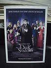 DARK SHADOWS, film card [Tim Burton, Johnny Depp, Eva Green, Michelle