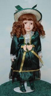 Joan ~ Beautiful Porcelain Doll from the Knightsbridge Collection
