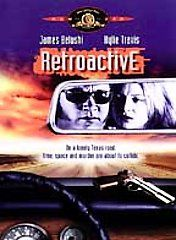 RETROACTIVE DVD James Belushi Kylie Travis Shannon Whirry