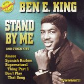 Ben E King Stand By Me and Other Hits New Sealed CD