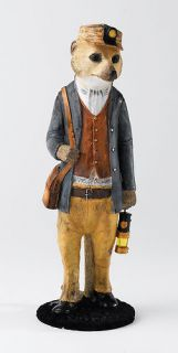 100% Country Artists Magnificent Meerkats Figurine Coal Miner Davy