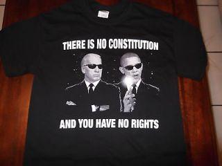 Obama Biden Men in Black Neuralizer T shirt