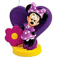 Wilton Minnie Mouse Birthday Candle