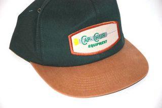CAP CHUR Tranquiler Dart Snapback Cap Hat WILD Animal Control Hunting