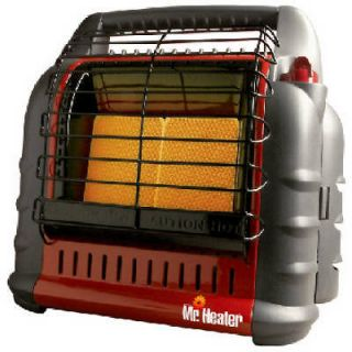 4000/9000/1800 0 BTU PORTABLE PROPANE HEATER GARAGE CAMP