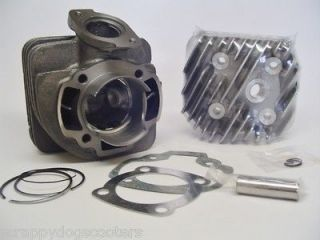 Performance Big bore kit Honda DIO scooter moped piston 50mm