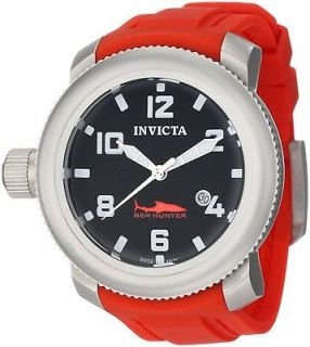 invicta russian diver watch black