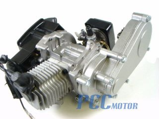 49CC ENGINE w/TRANSMISSION POCKET MINI ATV BIKE SCOOTER V EN03