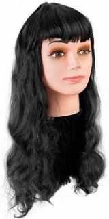 bettie page wig