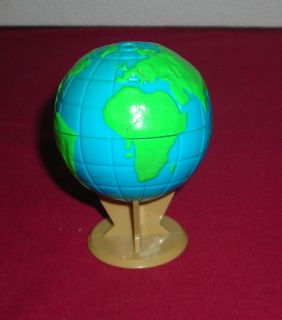 MIB MEN IN BLACK 3 GLOBE EARTH BURGER KING TOY