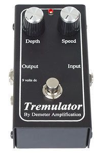 Demeter TRM 1 Tremulator  Guitar Players Top 50 Pedals