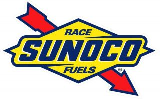 Sunoco Racing Fuel Decal   The best on