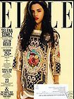 ELLE MAGAZINE JULY 2012 SELENA GOMEZ VACATION DRESSING INSTANT