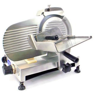 "Chefmate Compact Electric 9"" Manual Meat Slicer GC9"