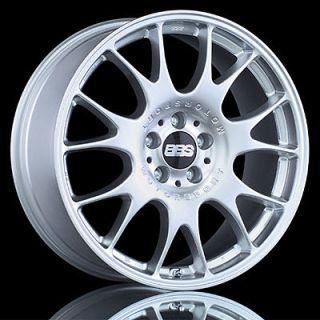 18 STR CH Style Wheels Silver Rims 5x100 VW Audi A4 Golf Jetta WRX