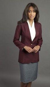 womens blazers in Uniforms & Work Clothing