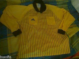 FIFA Football Soccer Referee Shirt Adidas