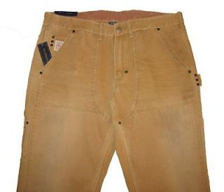 RALPH LAUREN BOHEMIAN MENS VINTAGE CASUAL CANVAS PANTS