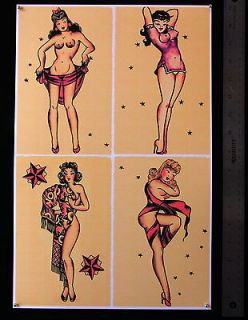 sailor jerry in Tattoos & Body Art