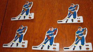 Munro team 60s St Louis Blues table top hockey