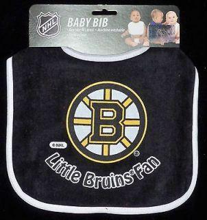 Boston Bruins NHL Hockey Baby Bib    in the USA