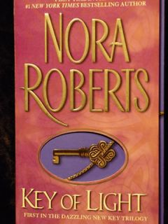 Key of Light by Nora Roberts (2003, Paperback)
