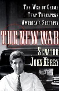John Kerry   New Kind Of War (1997)   Used   Trade Cloth (Hardcover)