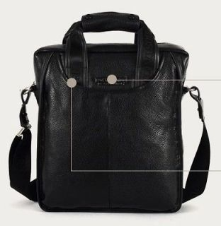Real Leather Handbag Shoulder Bag Briefcase Laptop Casual Purse