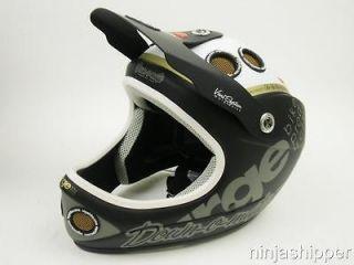 Urge Down O Matic Full Mountain Bike Helmet   Color Brat Matte Black